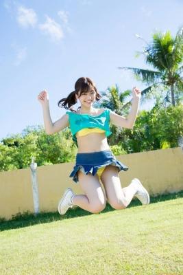Reimi Osawa Gravure Swimsuit Bikini Image043