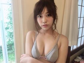 Reimi Osawa Gravure Swimsuit Bikini Image119