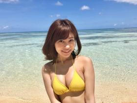 Reimi Osawa Gravure Swimsuit Bikini Image194
