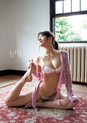 Fumika Swimsuit Gravure Beautiful and extreme sister 2021004
