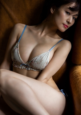 Fumika Swimsuit Gravure Beautiful and extreme sister 2021019