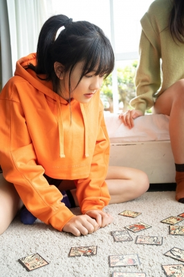 Miss Maga 2020 Playing Karuta in a Swimsuit004