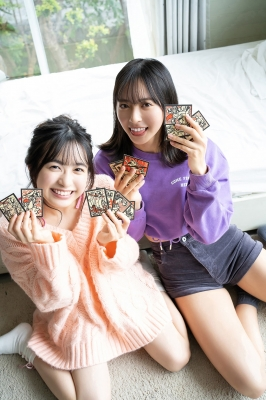 Miss Maga 2020 Playing Karuta in a Swimsuit006
