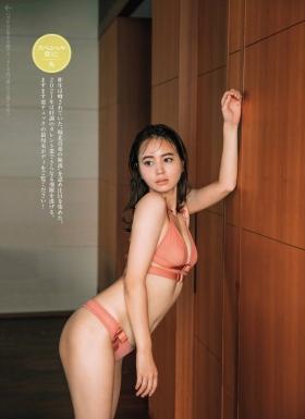 NANAMI Swimsuit gravure Bare skin and lingerie 2021002
