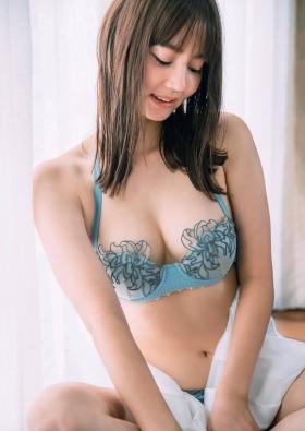 NANAMI Swimsuit gravure Bare skin and lingerie 2021006