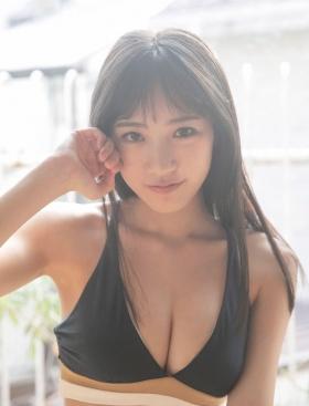 Sumire Yokono Swimsuit Gravure 2010
