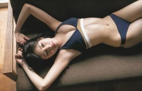 Sumire Yokono Swimsuit Gravure 2015