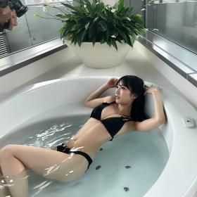 Sumire Yokono Swimsuit Gravure 2017