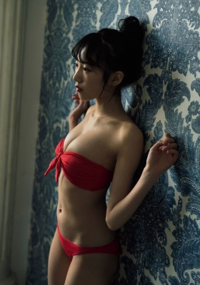 Sumire Yokono Swimsuit Gravure 2029