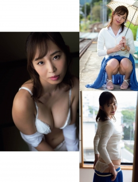 Misumi Shiochi underwear images Japans sexiest announcer shows off her soothing bountiful body 2021002