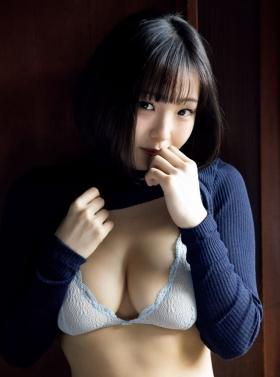 Hanasaki Hiyori Swimsuit gravure Wa strongest big tits 2021007