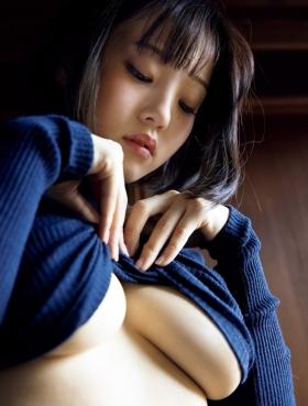 Hanasaki Hiyori Swimsuit gravure Wa strongest big tits 2021004