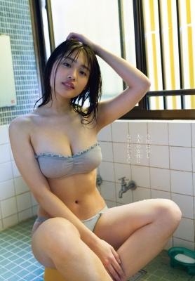 Momoka Ishida swimsuit gravure Japanese gravure princess 2021005