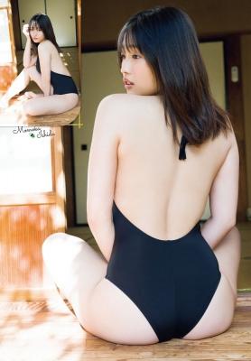 Momoka Ishida swimsuit gravure Japanese gravure princess 2021009