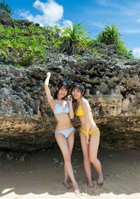 Pyxis Moe Toyoda Mirai Ito W Swimsuit Gravure002