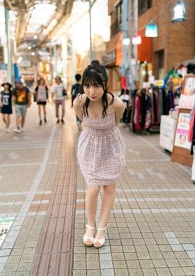 Pyxis Moe Toyoda Mirai Ito W Swimsuit Gravure020
