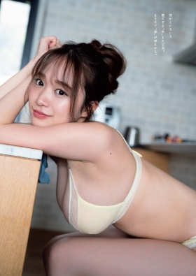 Aoi Haru Swimsuit Gravure Warmth of spring a step early Haru came 2021003