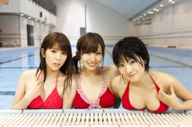 Idol Swim Meet Gravure Swimsuit Images023