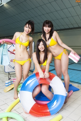 Idol Swim Meet Gravure Swimsuit Images027