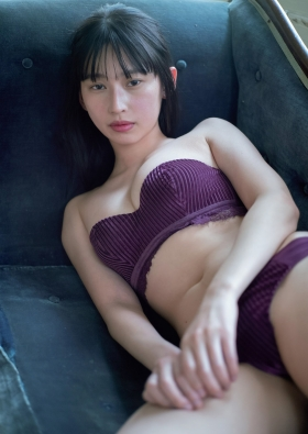 Yuki Nakao a giant star emerges super rookie first swimsuit gravure002