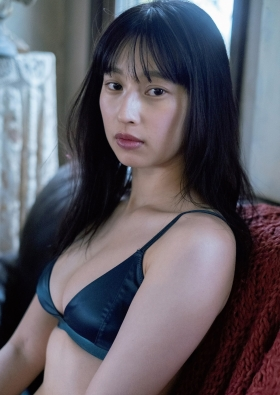 Yuki Nakao a giant star emerges super rookie first swimsuit gravure005