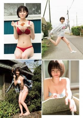 Aika Sonoda Swimsuit Gravure The glitter of an 18year old born in the 21st century 2021002
