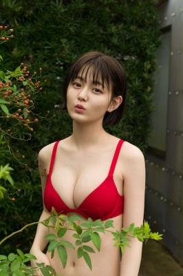 Aika Sonoda Swimsuit Gravure The glitter of an 18year old born in the 21st century 2021007