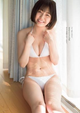 Aika Sonoda Swimsuit Gravure The glitter of an 18year old born in the 21st century 2021005