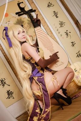 Cosplay Swimsuit Style Costume JinLian Tony Taka OC China Dress002