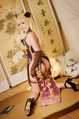 Cosplay Swimsuit Style Costume JinLian Tony Taka OC China Dress014