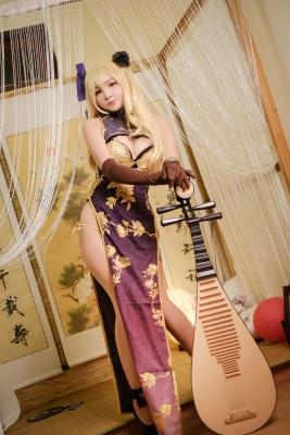 Cosplay Swimsuit Style Costume JinLian Tony Taka OC China Dress009