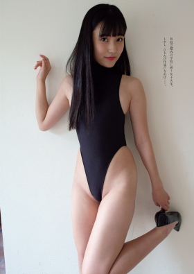 Yuka Hayashida Swimsuit Gravure New High Leg Princess 2021002