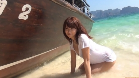 Ikuumi Hisamatsu gravure swimsuit image024