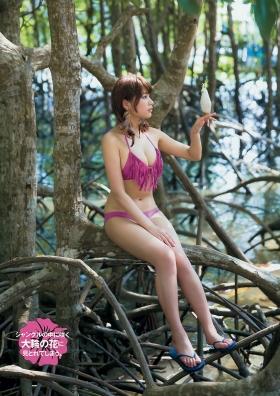 Ikuumi Hisamatsu gravure swimsuit image120
