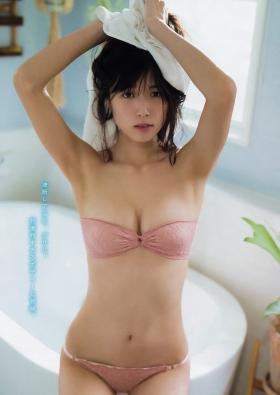 Tamayo Kitamukai swimsuit gravure024