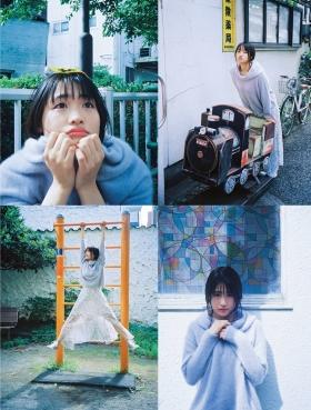 Momoka Ishida Swimsuit Gravure Innocent Peach 2021002