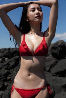 Sano Hinako Swimsuit Gravure Drama I Know You Wife 2021004