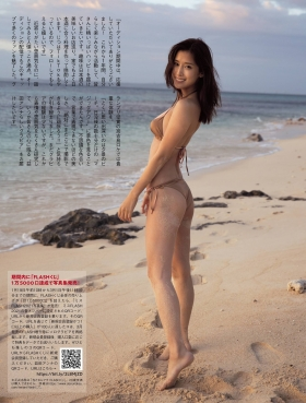 Anna Masuda Swimsuit Gravure Former JELLY Model Visual perfection is the strongest ever 2021004