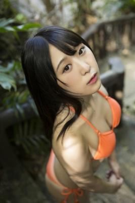 Naomi Mashima swimsuit gravure 9 heads doll type girl Vol1016
