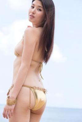 Manami Hashimoto swimsuit bikini gravure042