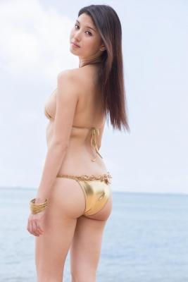 Manami Hashimoto swimsuit bikini gravure043