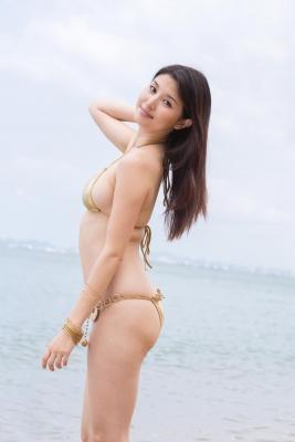 Manami Hashimoto swimsuit bikini gravure048