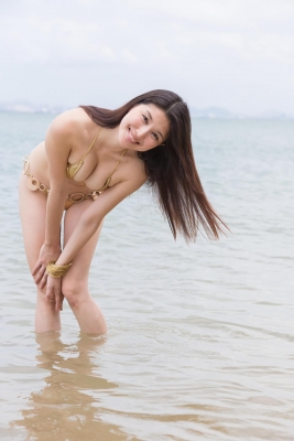 Manami Hashimoto swimsuit bikini gravure056