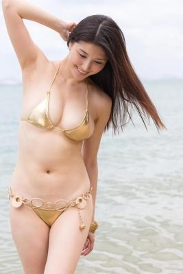 Manami Hashimoto swimsuit bikini gravure062