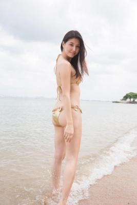 Manami Hashimoto swimsuit bikini gravure066