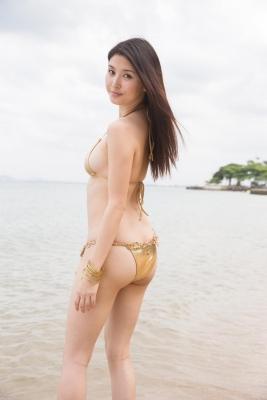 Manami Hashimoto swimsuit bikini gravure067
