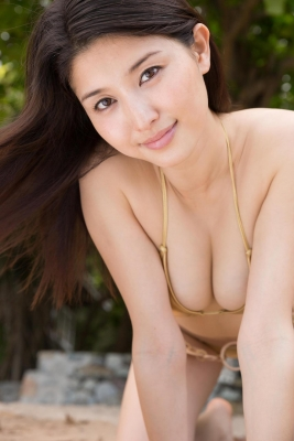 Manami Hashimoto swimsuit bikini gravure078