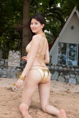 Manami Hashimoto swimsuit bikini gravure081
