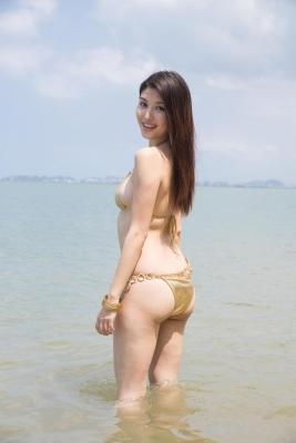 Manami Hashimoto swimsuit bikini gravure115