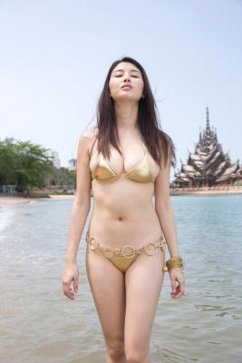 Manami Hashimoto swimsuit bikini gravure121